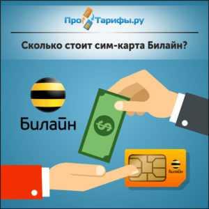 Безлимитные СИМ карты Билайн в Москве